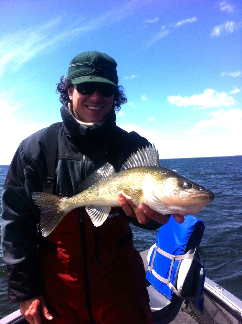 Dimich outdoors fishing report fish reports lake winnie region for Lake winnie fishing report