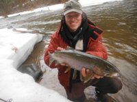Grand rapids fish reports fishing report minnesota for Brule river fishing report