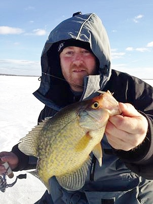 January ice fishing reports ice fish mn 2014 archive for Bowstring fishing report