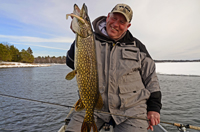 Northern Pike Fishing Guide