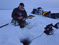 Walleye Fishing Lake Winnbigoshish