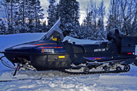 image of 1999 Arctic Cat Bearcat