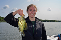 image of Bowstring Lake Crappie