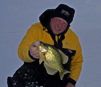 image of Crappie Fishing Guide Jeff Sundin