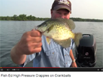 image links to Fish Ed Crappie Fishing Video