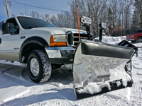Gus' Place Resort Snow Plow