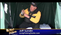 image of Jeff Sundin on Midwest Outdoors Television