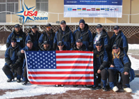 image of US Ice Fishing Team