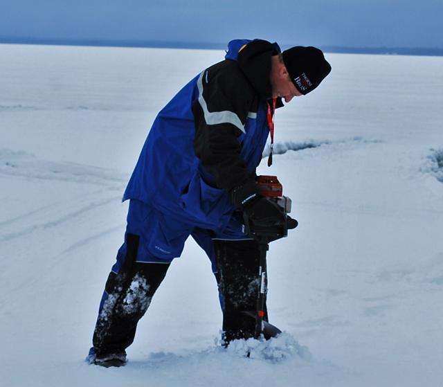 Minnesota fishing news fishing tips and jeff sundin for North dakota ice fishing reports