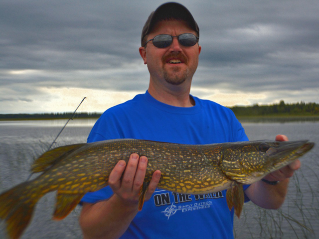 Fishrapper fishing reports archive september 2014 for Bowstring fishing report