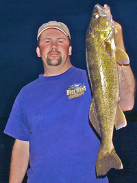 image of Walleye caught by Brian Castellano