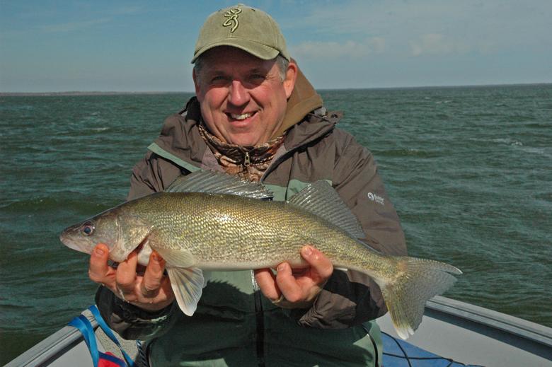 Fishing report archives leech lake winnibigoshish october 2014 for Lake winnie fishing report