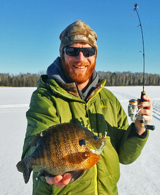 Fishing and field report archives minnesota november 2014 for Fishing in november