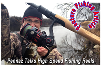 image links to article about fishing with high speed reels