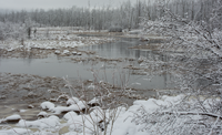 image of the Deer River