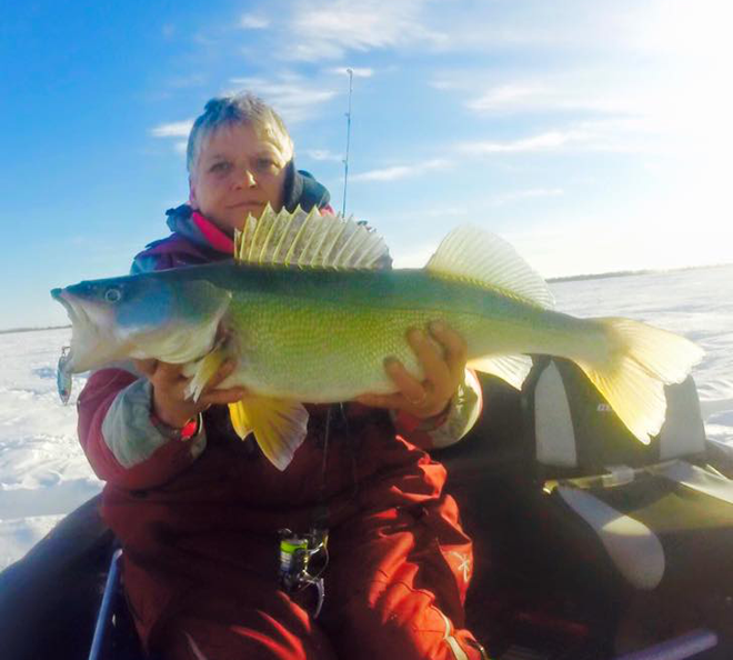 Greg Clusiau Archived Fish Reports From 2016 Fishing Season