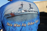image of fishing with vets t-shirt