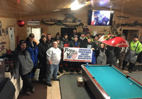image of vets on fishing trip from rogers resort