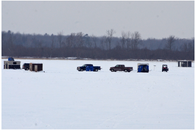 Minnesota ice fishing reports archive january 2018 for Ice fishing reports mn