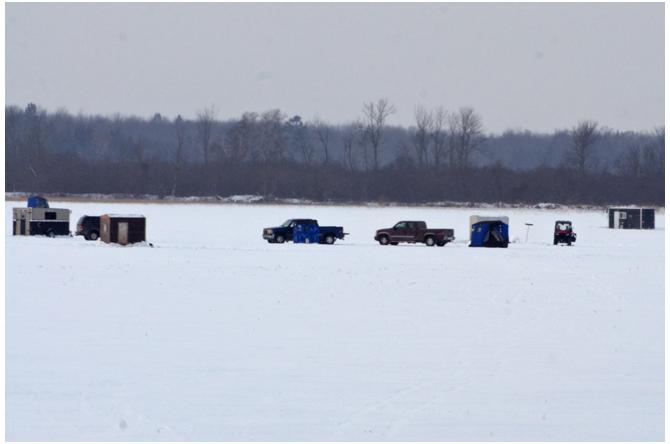 Minnesota Ice Fishing Reports Archive January 2018