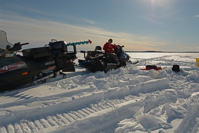 Minnesota Ice Fishing Reports Archive February 2018