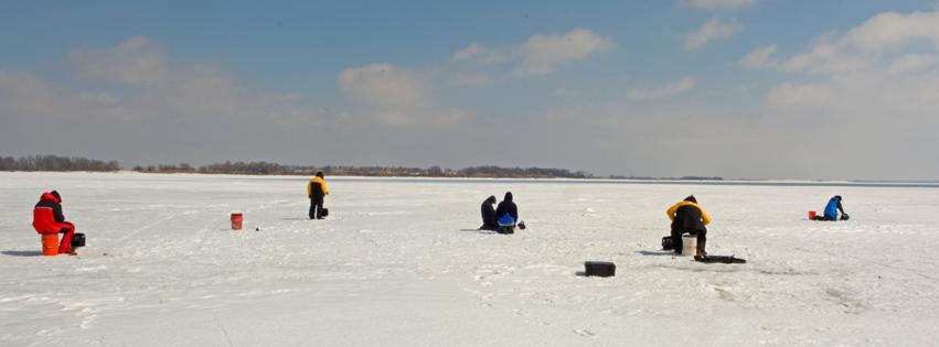 Minnesota fishing reports april 2018 for Devils lake ice fishing reports