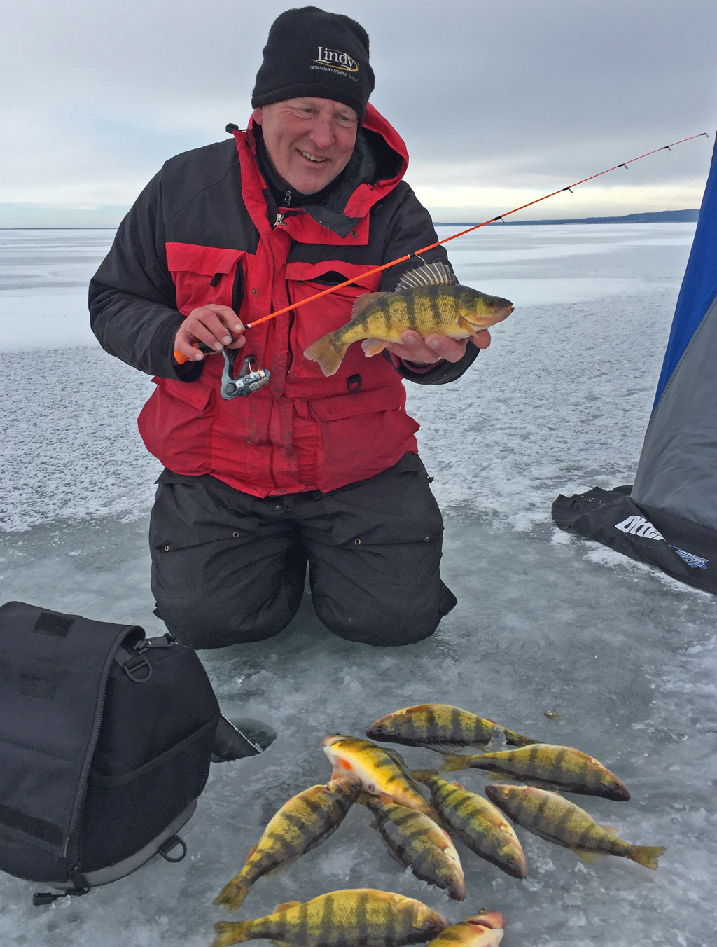 Ice Fishing Reports Fishrapper Reference Section December 2018