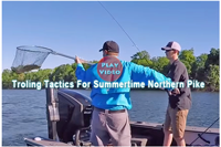 image links to walleye fishing video