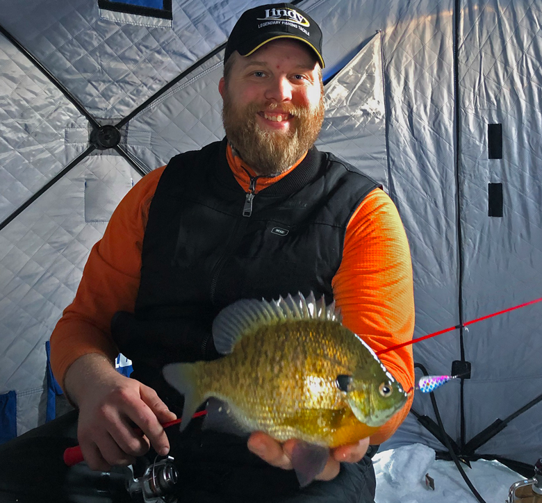 Ice Fishing Reports January 2019 Fishrapper Reference Section