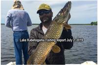 Lake Fishing Reports MN Fish Winnie Cass Leech