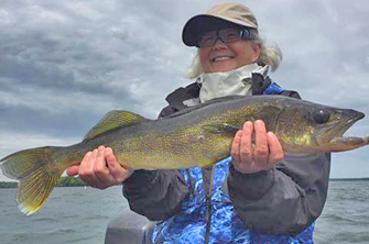 Greg Clusiau Fishing Report Minnesota Grand Rapids MN