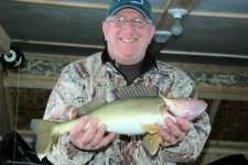 Red Lake Walleye Arne Danielson December 2009
