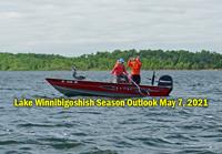 image links to fishing article about Lake Winnibigoshish and the 2021 fishing season outlook