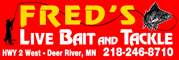 Fred's Bait Deer River