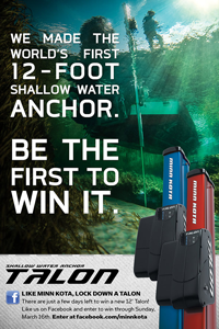 image of MinnKota Talon FB promotion