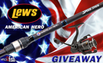 Image of Lews American Hero Combination rod and reel