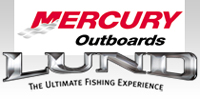 Lund Boats Mercury Outboards