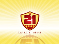 image of Royal Order of 21sters logo
