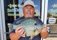 image links to fishing article about the new world record redear sunfish