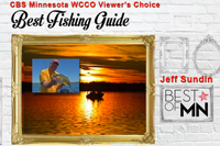 Best of MN Fishing Guide Jeff Sundin