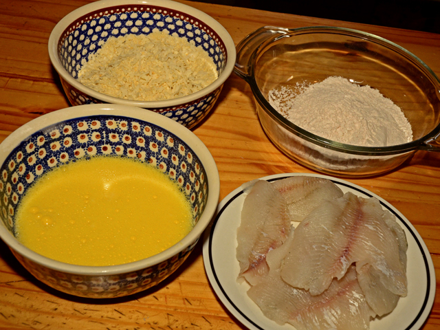 Walleye recipes cook fish walleyes filleting cleaning for How to fry fish with flour
