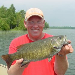 Smallmouth Bass, Jeff Sundin