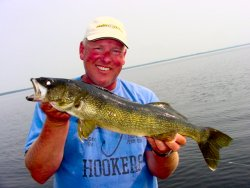 Walleye, Jeff Sundin 7-6-06