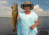 Lake fishing reports mn fish winnie cass leech for Rainy river fishing report 2017